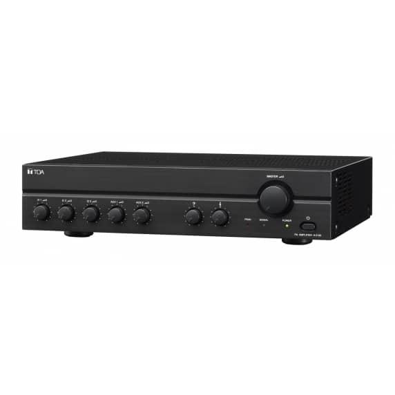 TOA A-2240 240W Mixer Amplifier - 100V Line