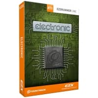 ToonTrack Toontack EZX Electronic - Ezdrummer 2 Expansion (Serial Download)