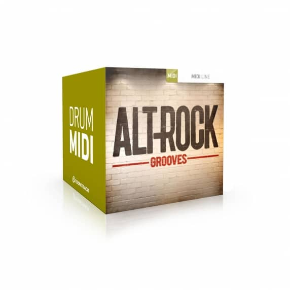 Toontrack Alt-Rock Grooves MIDI (Serial Downloads)