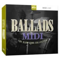 Toontrack Ballads MIDI (Serial Download)