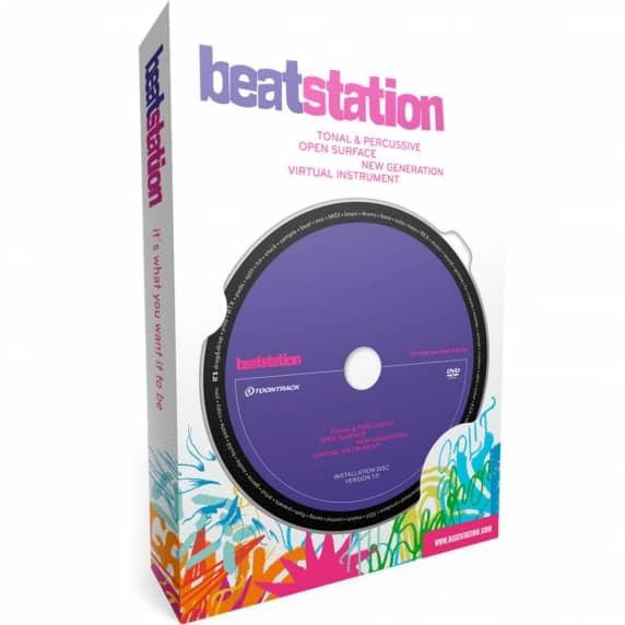 Toontrack Beatstation Virtual Instrument (Serial Download)