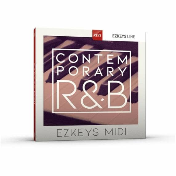 Toontrack Contemporary R&B EZkeys MIDI Pack (Serial Download)
