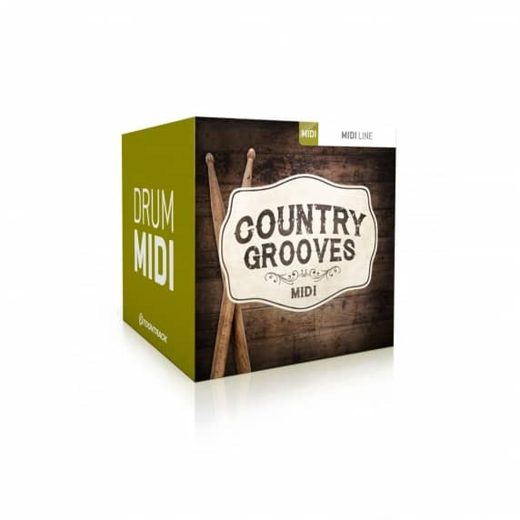 Toontrack Country Grooves MIDI (Serial Download)