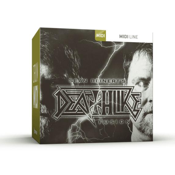 Toontrack Deathlike Fusion MIDI (Serial Download)