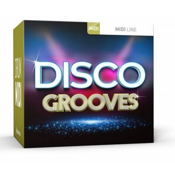 Toontrack Disco Grooves Midi Drum Samples (Serial Download)