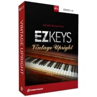 Toontrack EZ Keys Vintage Upright Piano (Serial Download)