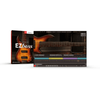 Toontrack EZBass - Virtual Bass Instrument (Serial Download)