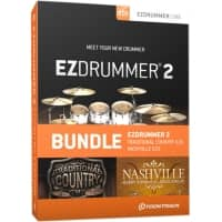 Toontrack EZDrummer 2 Country Edition (Serial Download)