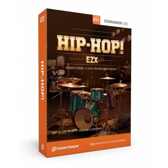 Toontrack EZdrummer 2 Hip-Hop Edition (Serial Download)