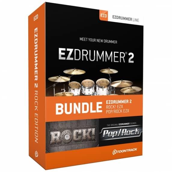 Toontrack EZdrummer 2 Rock Edition (Serial Download)