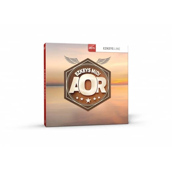 Toontrack EZkeys AOR MIDI Pack (Serial Download)