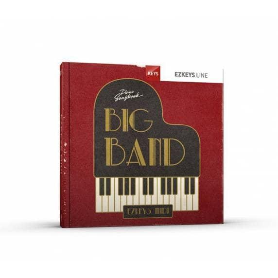 Toontrack EZkeys Big Band MIDI Pack (Serial Download)