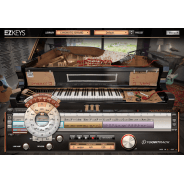 ToonTrack EZKeys Cinematic Grand (Serial Download)