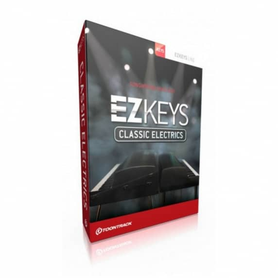 Toontrack EZkeys Classic Electrics EDUCATION (Serial Download)