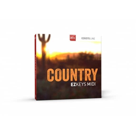 Toontrack EZKeys Country MIDI Pack (Serial Download)