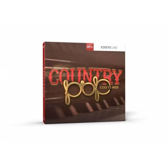 Toontrack EZkeys Country Pop MIDI Pack (Serial Download)