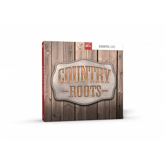Toontrack EZkeys Country Roots MIDI Pack (Serial Download)