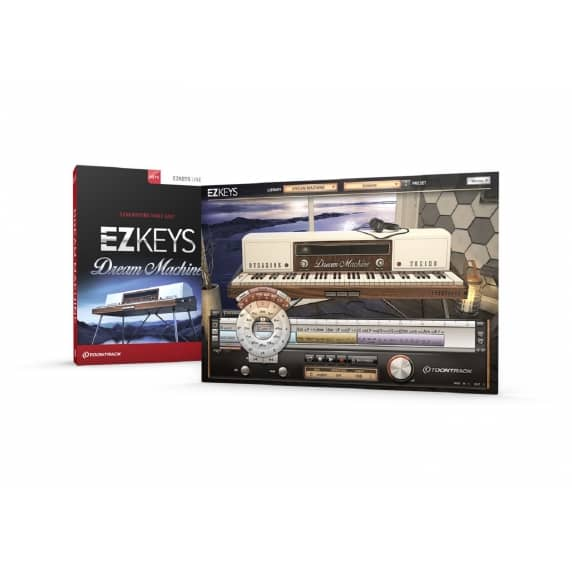 ToonTrack EZKeys Dream Machine (Serial Download)