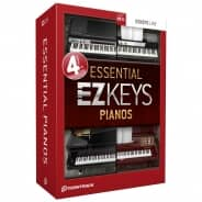 Toontrack EZkeys Essential Pianos (Serial Download)