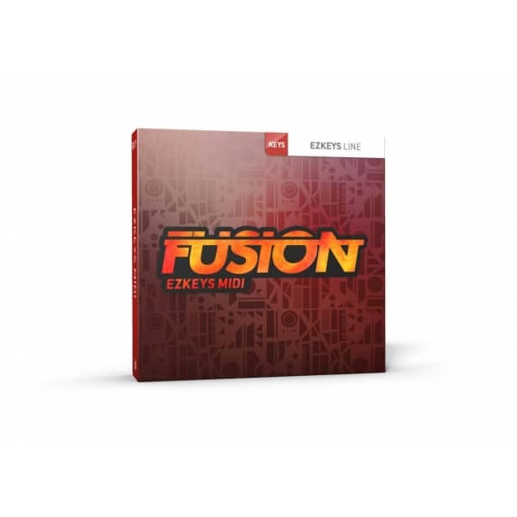 Toontrack EZkeys Fusion MIDI Pack (Serial Download)