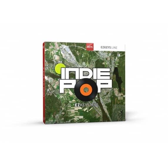 Toontrack EZkeys Indie Pop MIDI Pack (Serial Download)