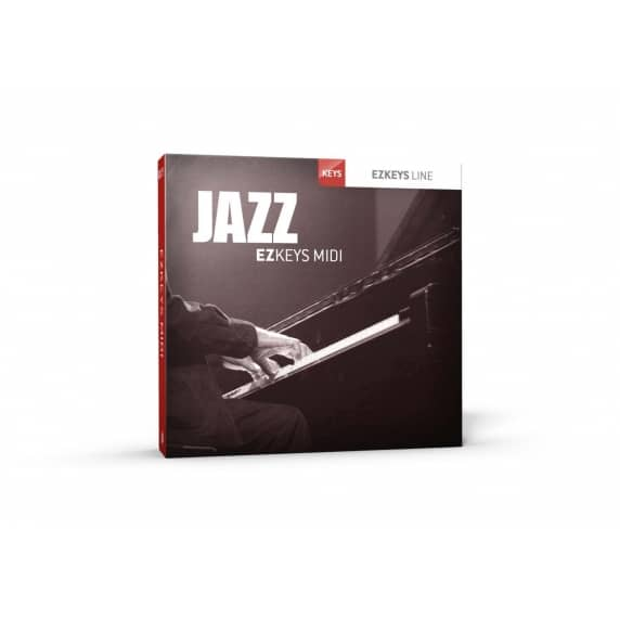 Toontrack EZKeys Jazz MIDI Pack (Serial Download)