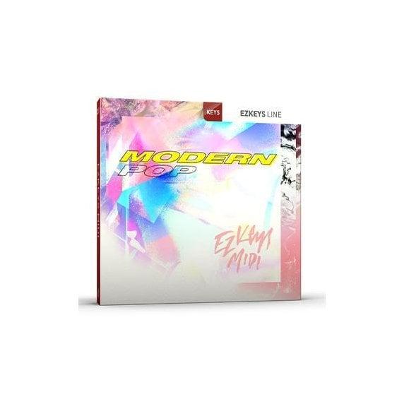 ToonTrack EZKeys Modern Pop Midi (Serial Download)