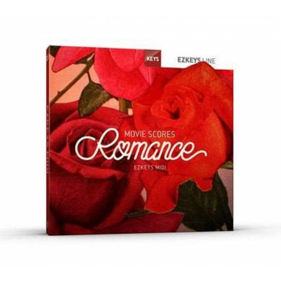 ToonTrack EZKeys Movie Scores Romance MIDI Pack (Serial Download)