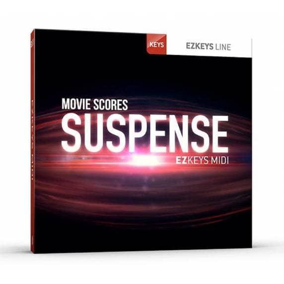 Toontrack EZkeys Movie Scores Suspense Midi (Serial Download)