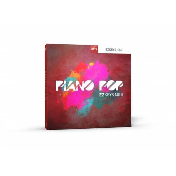 Toontrack EZkeys Piano Pop MIDI Pack (Serial Download)