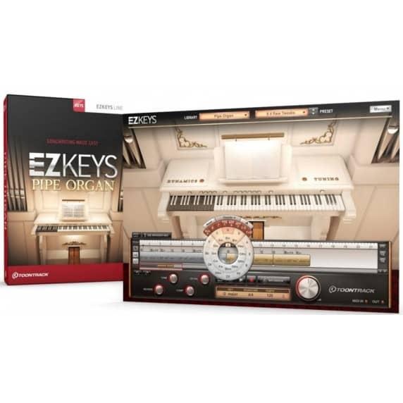 Toontrack EZkeys Pipe Organ (Serial Download)