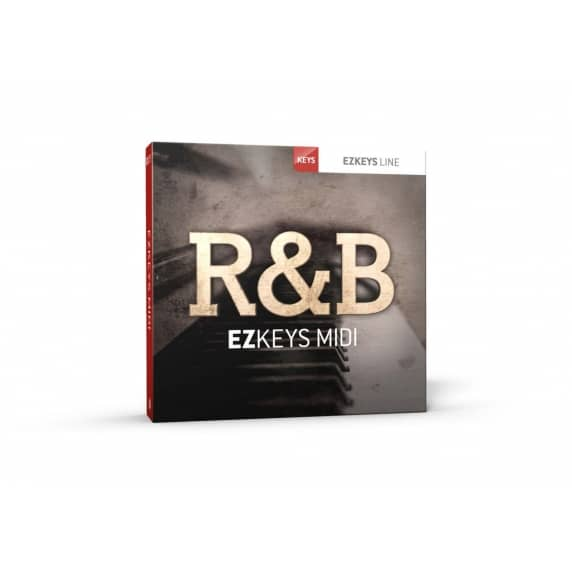 Toontrack EZKeys R&B Pianos (MIDI Pack) (Serial Download)