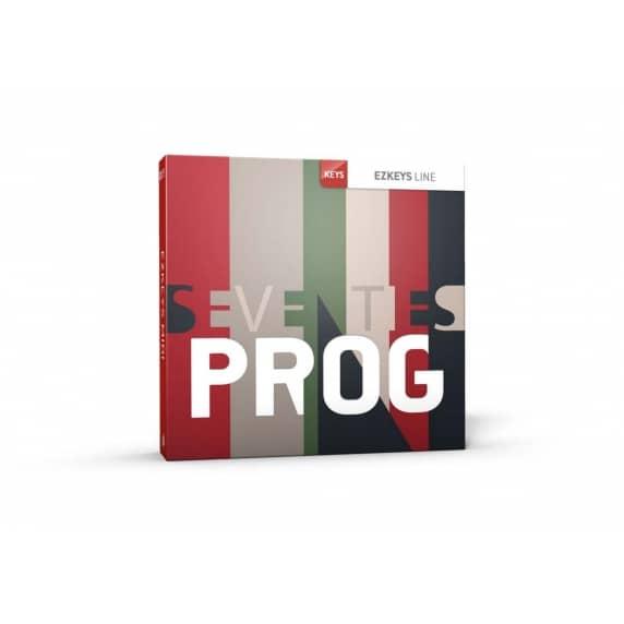 Toontrack EZkeys Seventies Prog MIDI Pack (Serial Download)