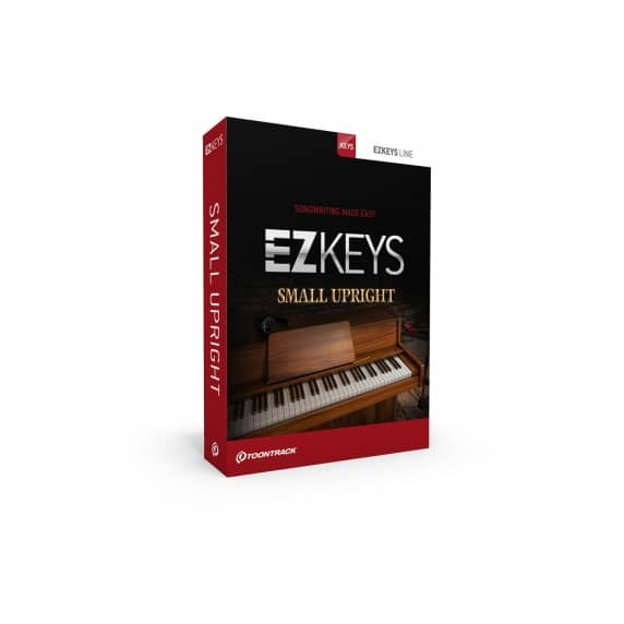 Toontrack EZkeys Small Upright Pianos (Serial Download)