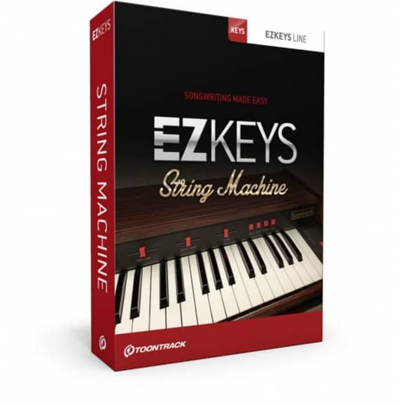 Toontrack EZkeys String Machines (Serial Download)