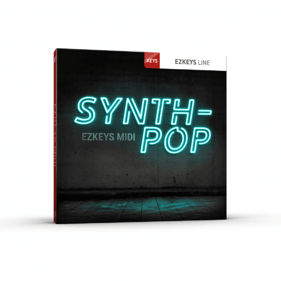 Toontrack EZkeys Synth-Pop MIDI Pack (Serial Download)