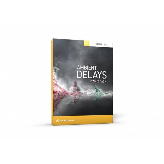 Toontrack EZmix 2 Ambient Delays Presets (Serial Download)