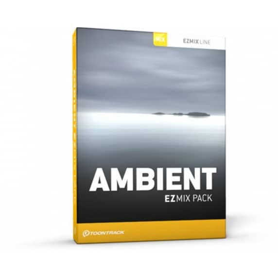 Toontrack EZmix 2 Ambient Presets (Serial Download)