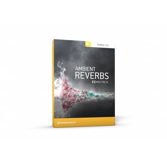 Toontrack EZmix 2 Ambient Reverbs Presets (Serial Download)