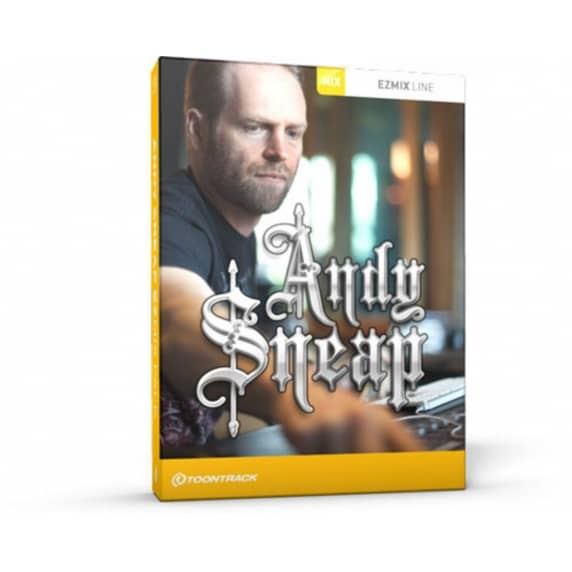 Toontrack EZmix 2 Andy Sneap Presets (Serial Download)