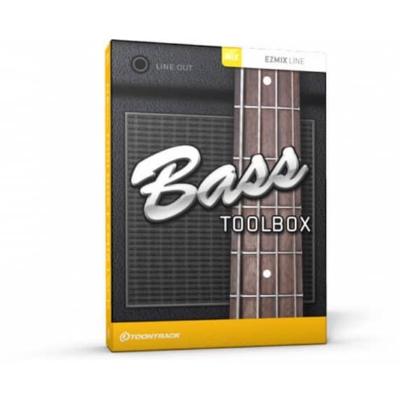 Toontrack EZmix 2 Bass Toolbox Presets (Serial Download)