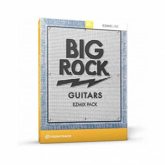 Toontrack EZmix 2 Big Rock Guitars Presets (Serial Download)