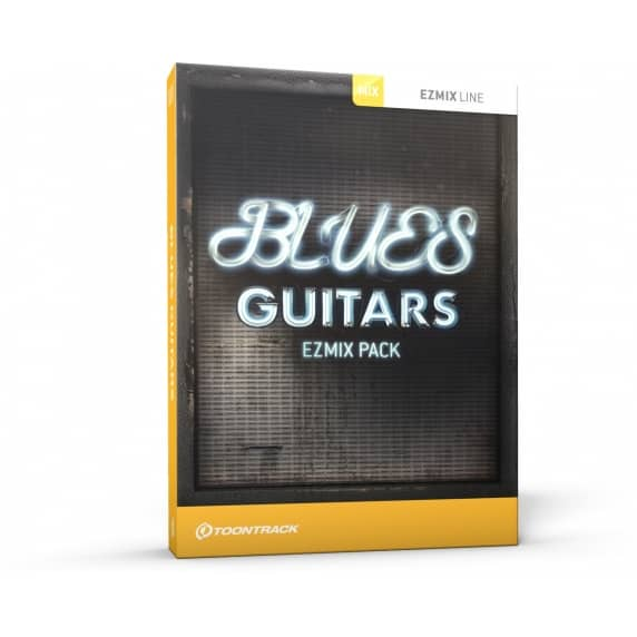 Toontrack EZmix 2 Blues Guitars Presets (Serial Download)