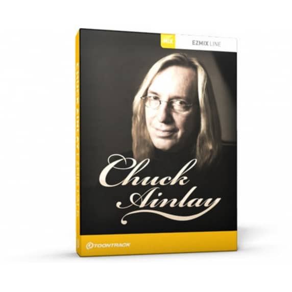 Toontrack EZmix 2 Chuck Ainlay Presets (Serial Download)