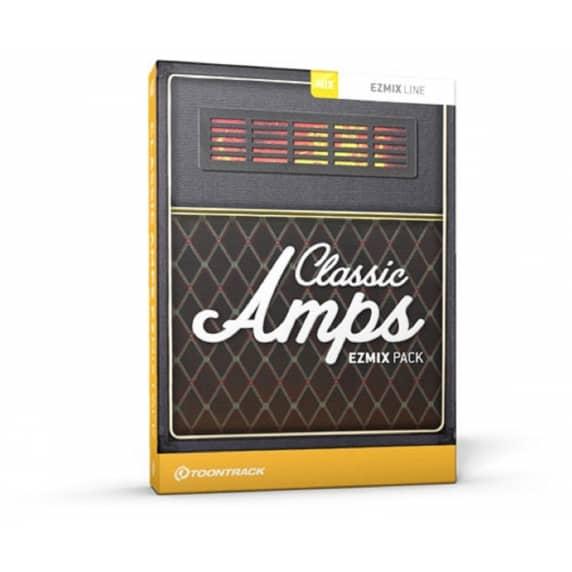 Toontrack EZmix 2 Classic Amps Presets (Serial Download)