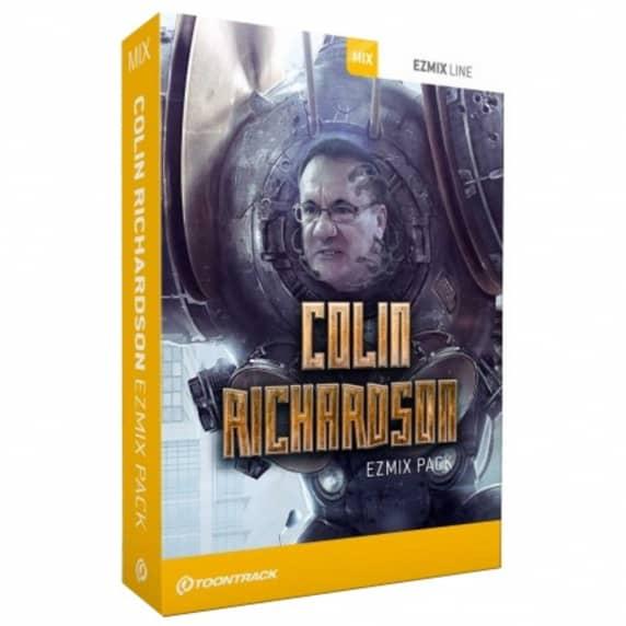 Toontrack EZmix 2 Colin Richardson Presets (Serial Download)