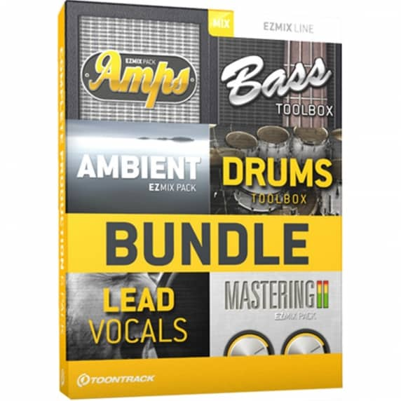 Toontrack EZmix 2 Complete Production 6 Pack (Serial Download)