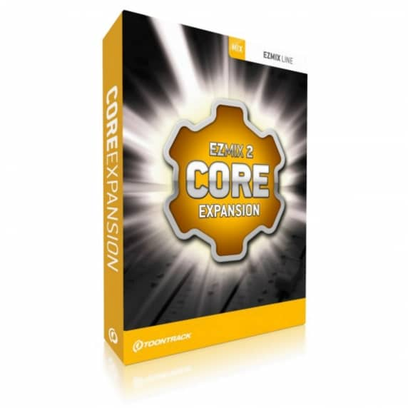 Toontrack EZmix 2 Core Expansion Presets (Serial Download)