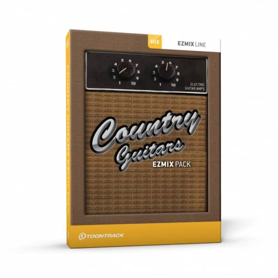 Toontrack EZmix 2 Country Guitars Presets (Serial Download)