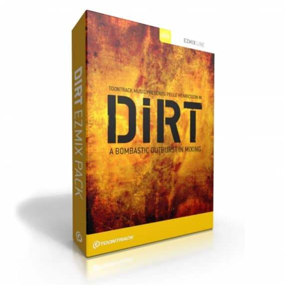 Toontrack EZmix 2 Dirt Presets (Serial Download)